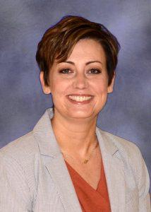 Principal Liz Miller